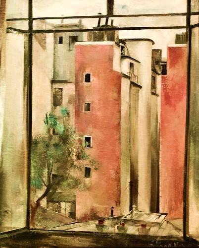 Untitled (1931) - Fred Krafolfer (1903-1968)
