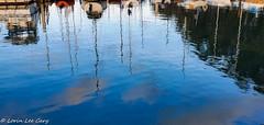 At Rest Reflected (lorinleecary) Tags: morrobaystatepark reflections boats marina morrobay
