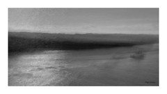 Keys Impression (GR167) Tags: slowshutter monochrome impressionism iphoneart ruleofthirds blackandwhite
