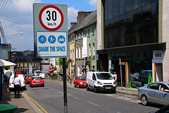 Kilkenny (Irlande) axe 30 km-h 8