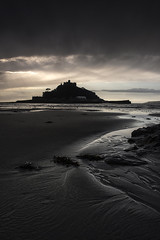 Channel of Light (Tracey Whitefoot) Tags: 2020 tracey whitefoot january cornwall marazion beach st michaels mount channel light south coast coastal cornish