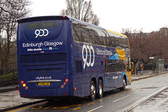 Stagecoach 50418 (SRB Photography Edinburgh) Tags: scottishcitylink citylink scottish scotland 900 edinburgh glasgow express new plaxton coaches transport
