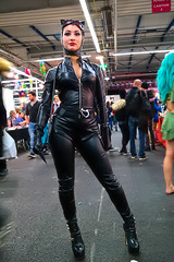 Toulouse Game Show TGS Catwoman (Pittou2) Tags: luc nx samung france byluc pittou2 manga tgs costume déguisement parcdesexpositions toulousegamesshow cosplay toulousegamesshow2018 tgs2018 femme homme jeu vidéo jeuvidéo geek tgstoulousegameshow tgs2019 tgstoulouse star wars starwars figurinemanga figurine adolescence catwoman