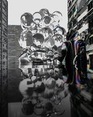 Cyberpunk Dys·to·pie 2K20 (Wendelin Jacober) Tags: wendelinjacober cyberpunk c4d art streampunk rendering 3dart 3d cinema4d graphic design space render daily renderings wendi studio grafik und cyber punk public domain free use freeforcommercialuse newworldorder wjacober fantasy