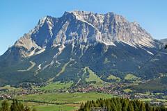 Lermoos mit Wettersteingebirge (1)