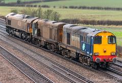 66108 DB Cargo 20305,20302 DRS_E5A9962 (Jonathan Irwin Photography) Tags: 66108dbcargo 20305 20302drs rhtt locomotive class 20 clag diesel loco colton junction
