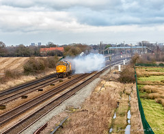 37409 DRS,20311,20314 Harry Needle_E5A0046 (Jonathan Irwin Photography) Tags: 37409drs 20311 20314harryneedle rhtt locomotive class 20 clag diesel loco colton junction