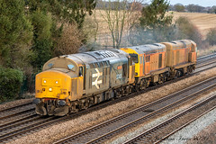 37409 DRS 20311,20314 Harry Needle_E5A0068 (Jonathan Irwin Photography) Tags: 37409drs 20311 20314harryneedle rhtt locomotive class 20 clag diesel loco colton junction