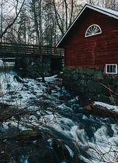 Urpolan luontokeskus (jpuuskaphotography) Tags: nature naturephotography instagram flickr longexposure longexposurephotography water waterfall mikkeli suomi finland naturelovers naturelover travel
