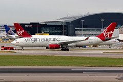 Virgin Atlantic | Airbus A330-300 | G-VRAY | London Heathrow (Dennis HKG) Tags: aircraft airplane airport plane planespotting canon 7d 100400 london heathrow egll lhr virginatlantic virgin vir vs gvray airbus a330 a330300 airbusa330 airbusa330300