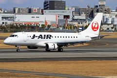 JA219J  J-Air  Embraer 170STD (ERJ-170-100STD) (阿樺樺) Tags: ja219j jair embraer 170std erj170100std