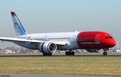 Norwegian Long Haul Boeing 787-9 Dreamliner LN-LNU (RuWe71) Tags: norwegianlonghaul dunlh norstar norwegian norway oslo boeing boeing787 boeing787dreamliner b787 b789 b7879 boeing7879 boeing7879dreamliner lnlnu cn63313619 gckmu baberuth amsterdamschiphol amsterdamschipholairport schiphol schipholairport schipholamsterdam ams eham polderbaan widebody twinjet engines runway