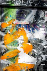Funk Party, Toronto (klauslang99) Tags: klauslang abstraction abstract modern art graffiti