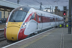 LNER Class 800 800205 (Rob390029) Tags: lner class 800 800205 newcastle central railway station ncl