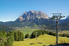 Lermoos mit Wettersteingebirge (2)