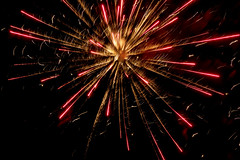 HAPPY NEW YEAR FLICKR (David Hall DRH Photography) Tags: scotland traleebay argyll fireworks