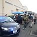 Us Military Police Car Displayed in Yokota Friendship Festival 2018