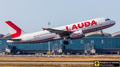 Airbus A320 LaudaMotion OE-IHH (ConnectingPax) Tags: airplane airplanes aircraft airport aviation aviones aviación airbus a320 takeoff departure alicante alc leal spotting spotters spotter planes canon closeup lauda
