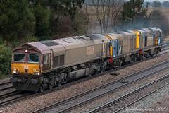 66108 DB Cargo,20305,20302 DRS_E5A9960 (Jonathan Irwin Photography) Tags: 66108dbcargo 20305 20302drs rhtt locomotive class 20 clag diesel loco colton junction