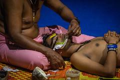 India - Kerala - Kochi - Kathakali - 4835 (Peter Goll thx for +14.000.000 views) Tags: d850 indien nikon kochi kerala india kathakali tanz dance nikkor28300 nikkor 28300mm schmicken cochin