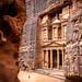 The Treasury - Petra, Jordan - Travel photography