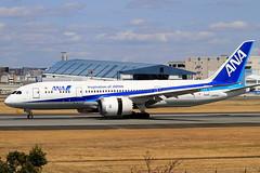 JA825A All Nippon Airways - ANA  Boeing 787-8 Dreamliner (阿樺樺) Tags: ja825a allnipponairways ana boeing 7878 dreamliner