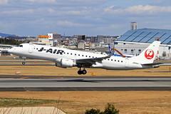 JA244J J-Air  Embraer 190STD (ERJ-190-100STD) (阿樺樺) Tags: ja244j jair embraer 190std erj190100std