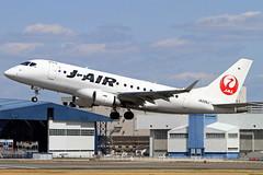 JA226J J-Air  Embraer 170STD (ERJ-170-100STD) (阿樺樺) Tags: ja226j jair embraer 170std erj170100std
