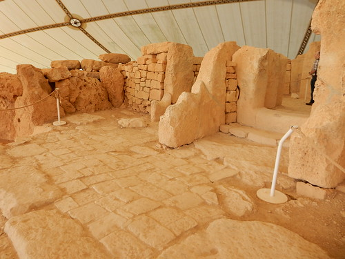 Enjoyed exploring Mnajdra Temple
