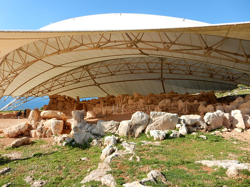 Mnajdra Temple, oldest phase dates 3600–3200 BC
