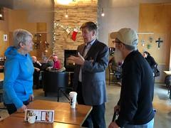 "Buttigieg Iowa volunteer meeting • <a style=""font-size:0.8em;"" href=""http://www.flickr.com/photos/117301827@N08/49357030283/"" target=""_blank"">View on Flickr</a>"