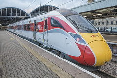 LNER Class 800 800201 (Rob390029) Tags: lner class 800 800201 newcastle central railway station ncl