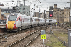 LNER Class 800 800108 (Rob390029) Tags: lner class 800 800108 newcastle central railway station ncl