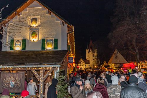 Schloss Kaltenberg Weihnachtsmarkt 2019