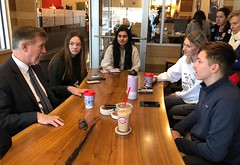 "Speaking with Iowa high school students about their concerns • <a style=""font-size:0.8em;"" href=""http://www.flickr.com/photos/117301827@N08/49357123703/"" target=""_blank"">View on Flickr</a>"