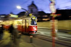 On Time (CoolMcFlash) Tags: flickrfriday ontime vienna tram tramway motion blur panning fujifilm xt2 street bim wienerlinien strasenbahn drive fahren bewegungsunschärfe wien strase transport fotografie photography xf1024mmf4 r ois station dynamic dynamisch