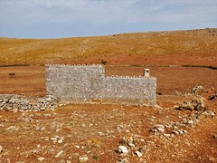 Lo Zingaro hut (fotoflo86) Tags: lo zingaro nature reserve riserva naturale landscape hut dry stone rock sicily sicilia italia italy italien