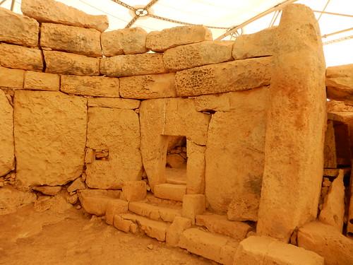 Mnajdra Temple, Malta