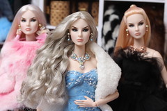 LLL Agnes Love (Isabelle from Paris) Tags: life paris love fashion club lace w von isabelle agnes weiss exclusive royalty doll jewelry jewels luxury