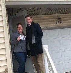 "More canvassing for Mayor Pete in Iowa • <a style=""font-size:0.8em;"" href=""http://www.flickr.com/photos/117301827@N08/49357585711/"" target=""_blank"">View on Flickr</a>"