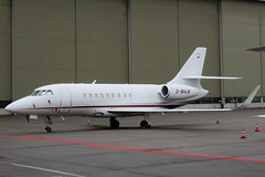 D-BHLM Dassault Falcon 2000S @ Schiphol 05-Jan-2020 by Johan Hetebrij (Balloony Dutchman) Tags: dbhlm dassault falcon 2000s 2000 daimler chrysler aviation eham ams schiphol f2th 2020 bizjet aircraft airport amsterdam