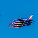 Patrouille de France Going thew there Paces over Salon De Provence France 09.01.2020