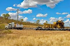 Road Train ! (Uhlenhorst) Tags: 2009 australia trucks travel reisen lastwagen