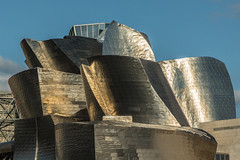 Luces y sombras (Txaro Franco) Tags: bilbao museo museoa museum guggenheim bizkaia vizcaya basquecountry frankgehry arquitectura arte architecture