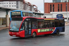 Go North East 8297 / NK09 FUV (TEN6083) Tags: transport buses publictransport bus nebuses gateshead versa optare gatesheadinterchange nk09fuv v1110 gonortheast 8297