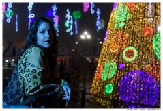 Heart Attack (Matías Brëa) Tags: retrato portrait color mujer woman girl calle street noche night
