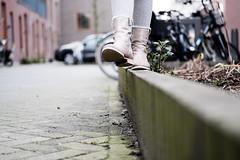 take a walk (kceuppens) Tags: shoes shoe schoenen schoen wandelen walking fun plezier antwerpen antwerp pink roos fuji xpro3 23mm f2 fujixpro3 fuji23mmf2