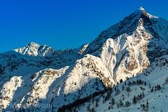 2020-01 Passo del Tonale, Landscape. (Marcaia) Tags: reflex blue white vacanze sigma70200 sigma nikond7500 nikon winter snow mountain ladscape sci ghiacciaio brenta adamello alpi trentino lombardia italy italia pontedilegno presena tonale