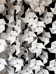 Molinos (Chema Jiménez53) Tags: papel blanco manualidades papiroflexia