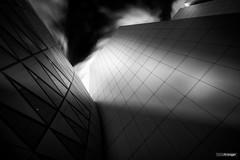 Tantalum (silver version v.2.0) (Holger Glaab) Tags: leipzig longexposure architecture modernarchitecture building travel travelphotography fineart fineartarchitecture bnw blackandwhite blackwhite monochrome city urban